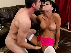 Pornstar punishment Gia  throat gagged with fist
