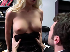 HR department big ass boobies