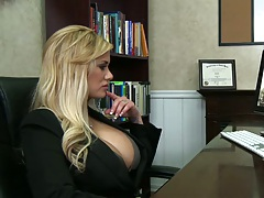 Milfs like it big with Dr Shyla Stylez