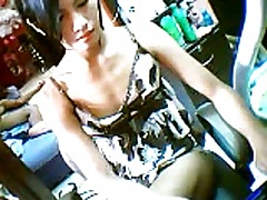 Home video webcam with gf Lea